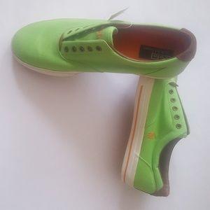 Men's Polo Canvas Shoe